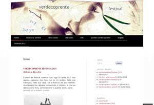 verdecoprente festival